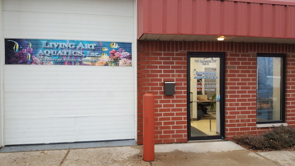 Image of Living Art Aquatics storefront